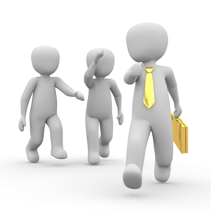 Shops, Partnership, Cooperation, Businessmen