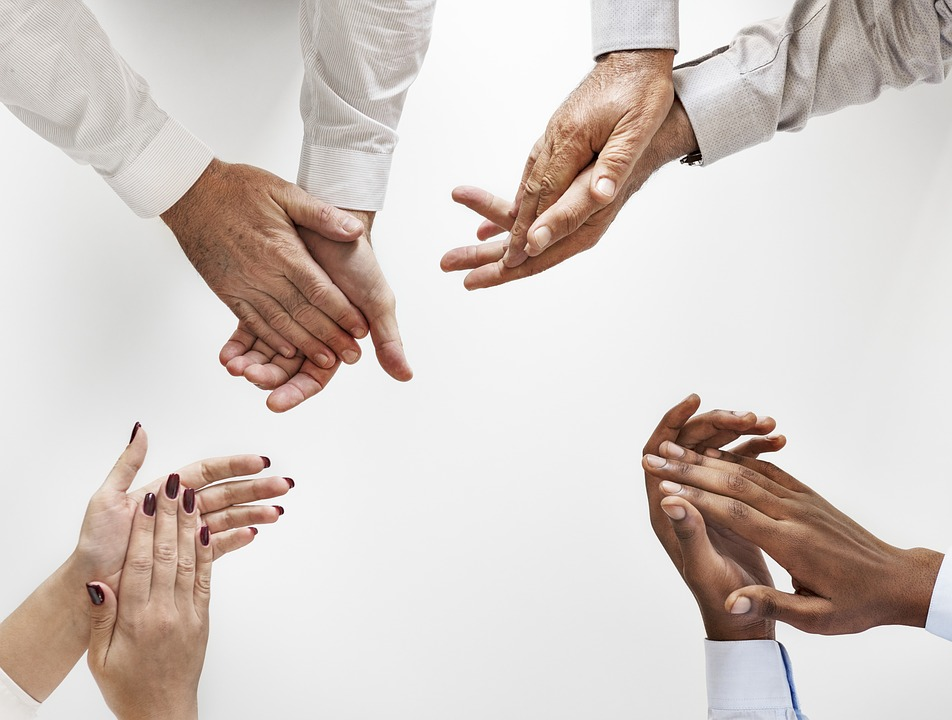 Hand, Human, Partnership, Teamwork, Cooperation