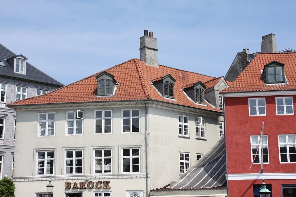 Copenhagen, Sightseeing, Tour, Denmark, Blue Sky