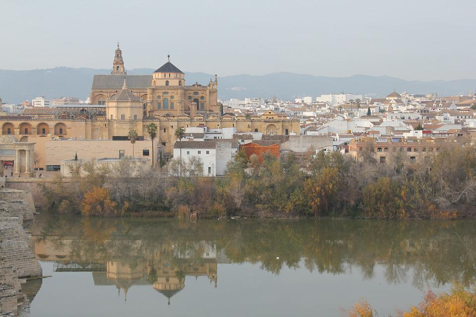 Cordoba, River, Mosque-cathedral, Mosque, Cathedral