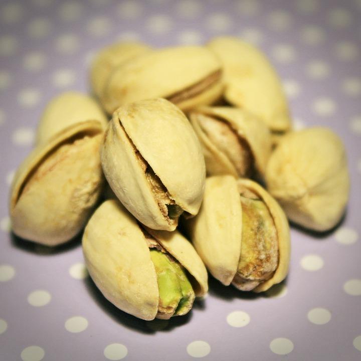 Pistachios, Nuts, Snack, Nutshells, Cores