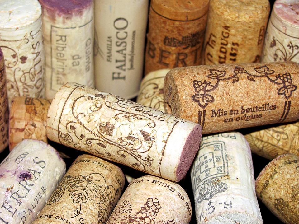 Cork, Wine Stopper, Cork Stoppers