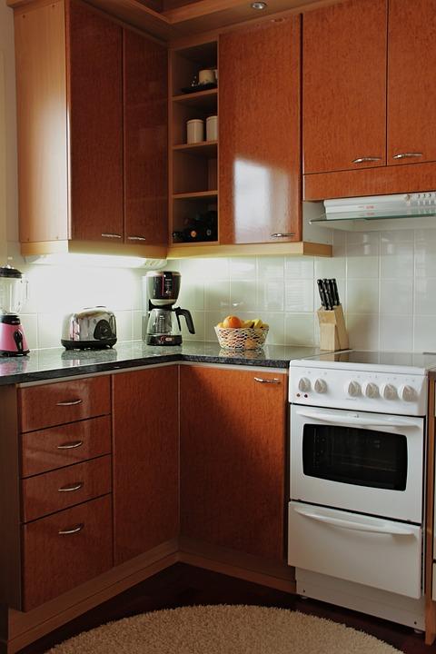 Kitchen, Cooking Utensil, Stove, Corner