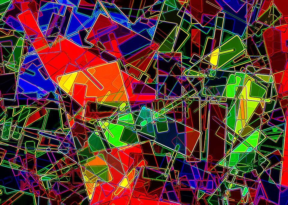 Pattern, Structure, Grid, Braid, Form, Squares, Corners
