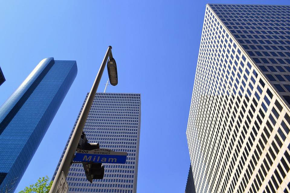Milam Avenue, Corporate, Glass Items, Skyscraper