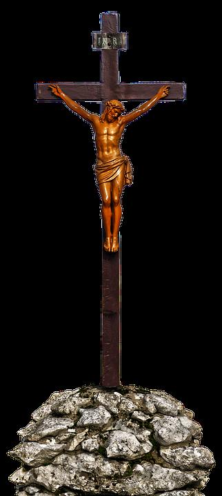 Corridor Cross, Crucifix, Wayside Cross, Christ