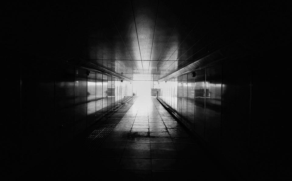 No People, Indoors, The Way Forward, Corridor, Day