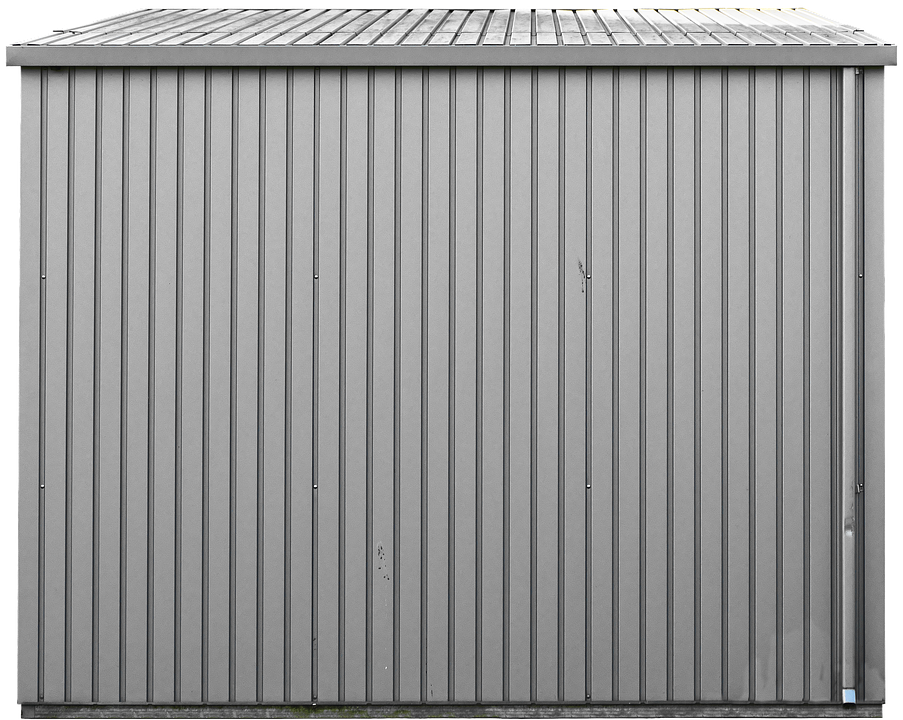 Corrugated Sheet, Profile Sheet, Tool Shed, Scale
