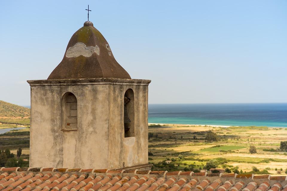 Travel, Architecture, Sky, Corsica, Sardinia, Holiday