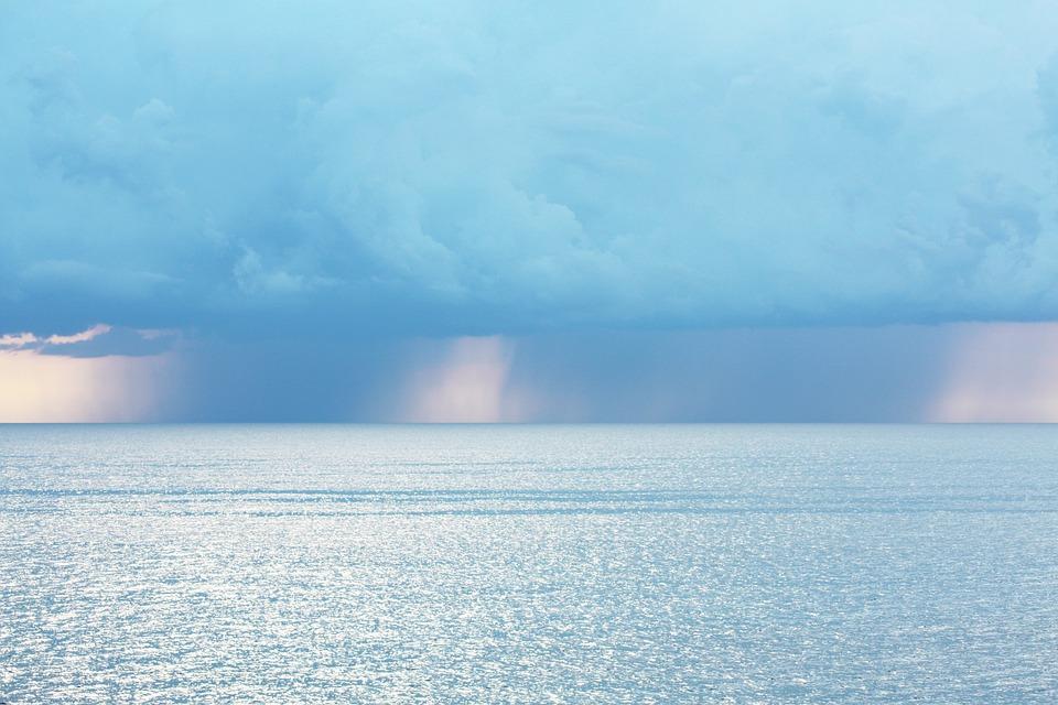 3c765356d234 Free photo Corsican Sea Blue Sky Cloud - Max Pixel