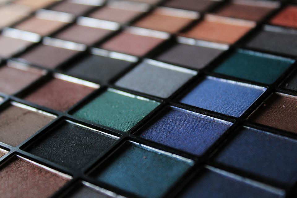 Eye Shadow, Cosmetics, Color Palette, Color, Colorful