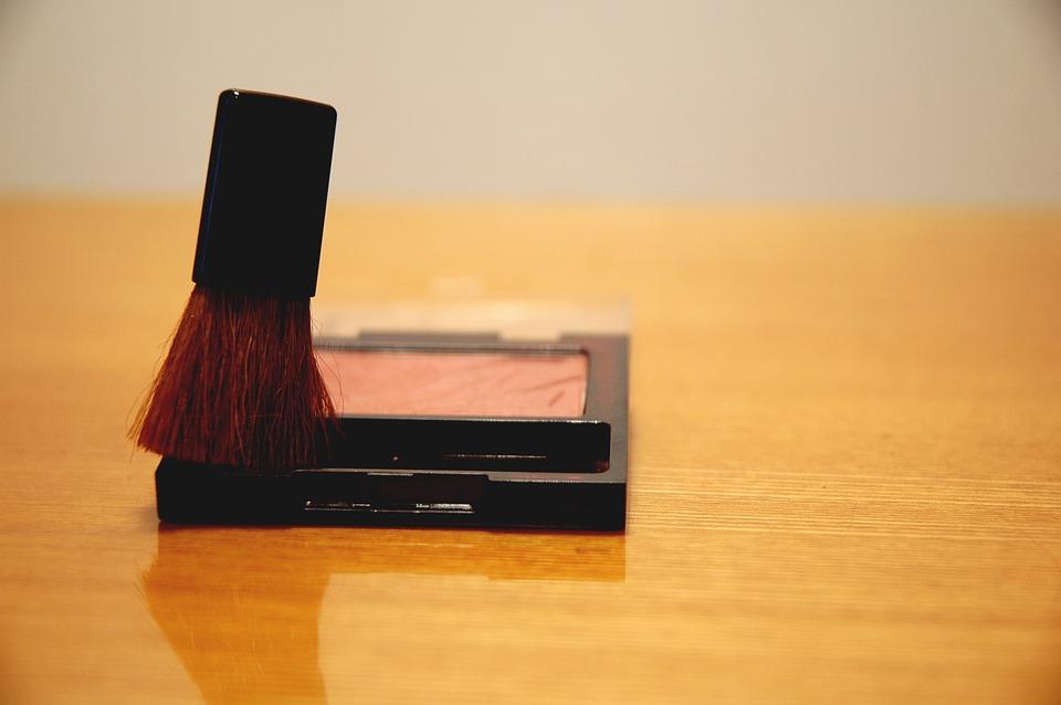 Make-up, Brush, Woman, Cosmetics, Fashion, Face