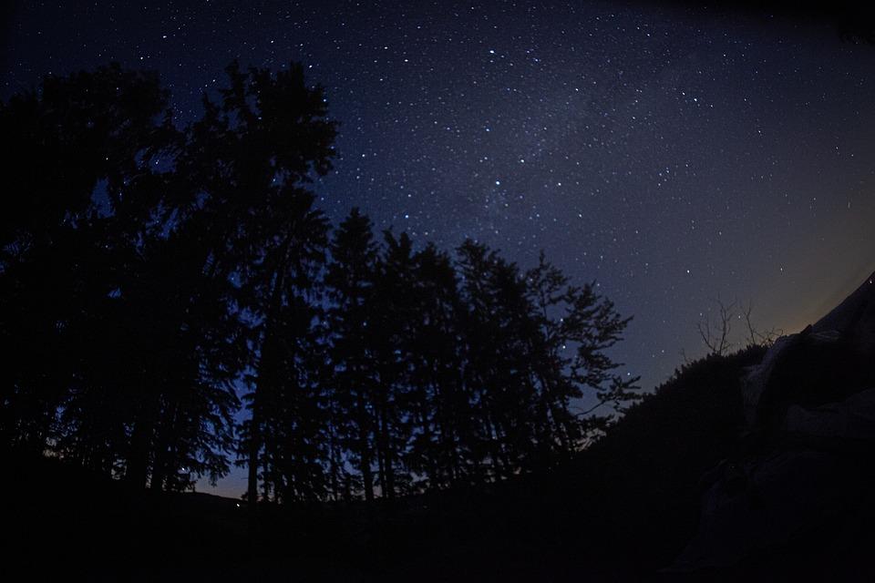 Star, Sky, Night, Universe, Starry Sky, Galaxy, Cosmos