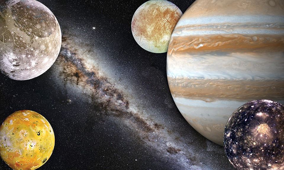 Planets, Universe, Galaxy, Astronomy, Space, Cosmos