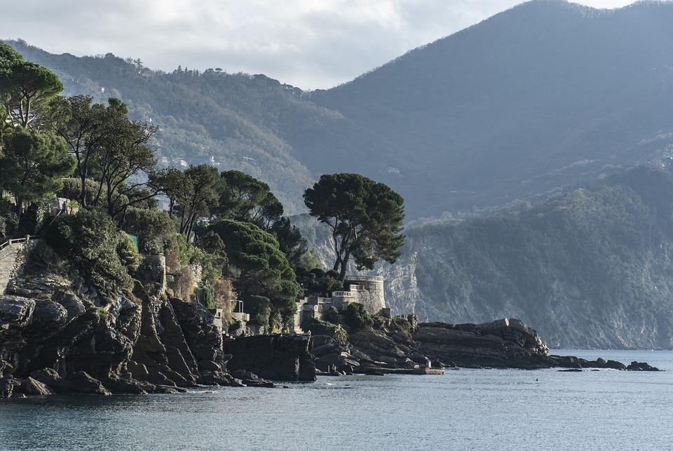 Sea, Bay, Costa, Landscape, Relaxation, Scenic