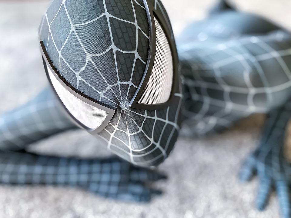 Spider-man, Costume, Superhero, Zentai, Spandex, Lycra
