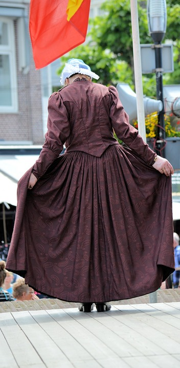 Holland, Tradition, Clothing, Costume, Show, Dutch