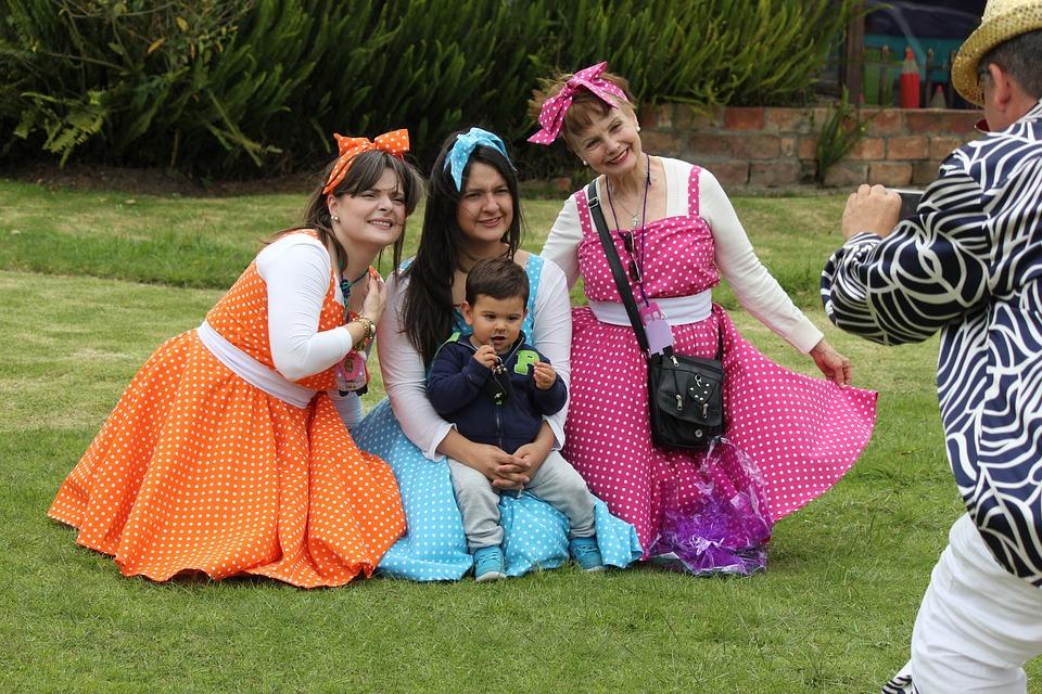 Parties, Costumes, Children, Joy, Family, Celebration