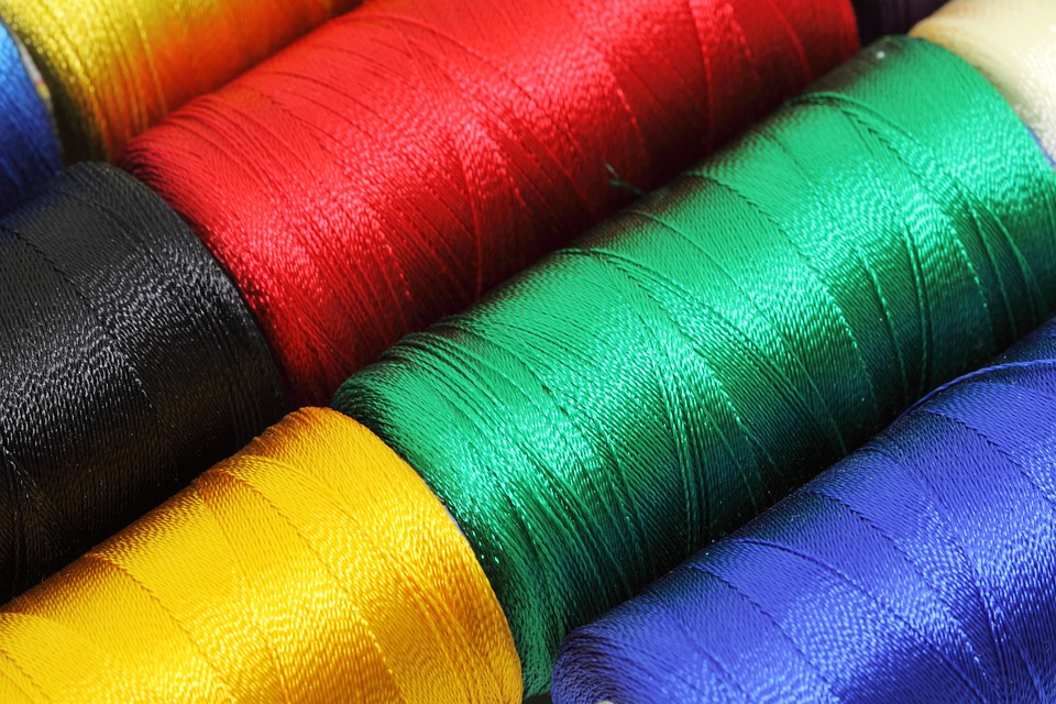 Background, Bobbin, Color, Colorful, Cotton, Craft