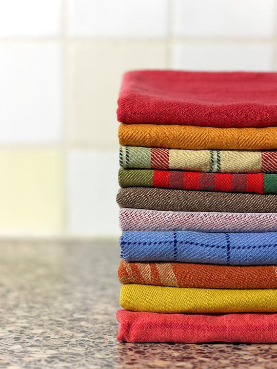 Dish Towels, Cotton Dish, Kitchen Towels, Colorful
