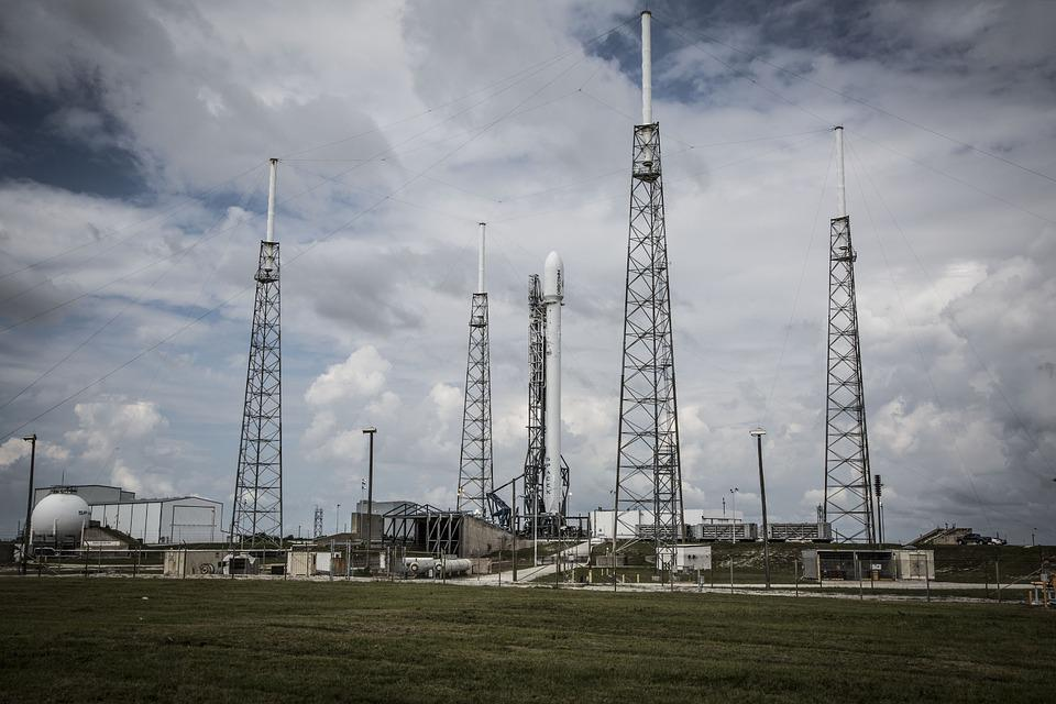 Cape Canaveral, Launch Pad, Rocket Launch, Countdown