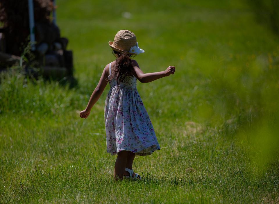 Vintage Child, Vintage Dress, Country Dress