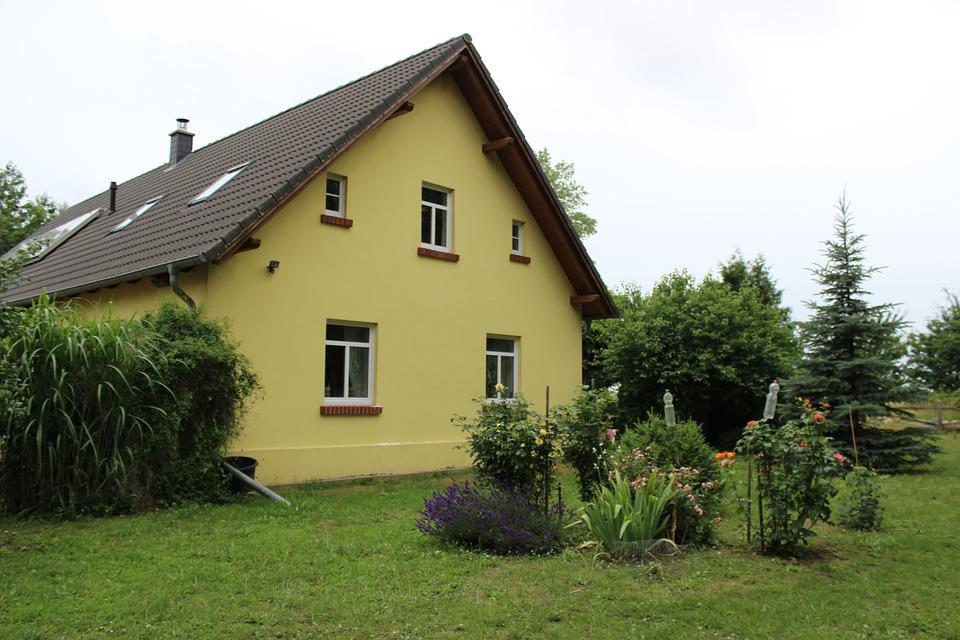 Country House, Single Family Home, Architecture