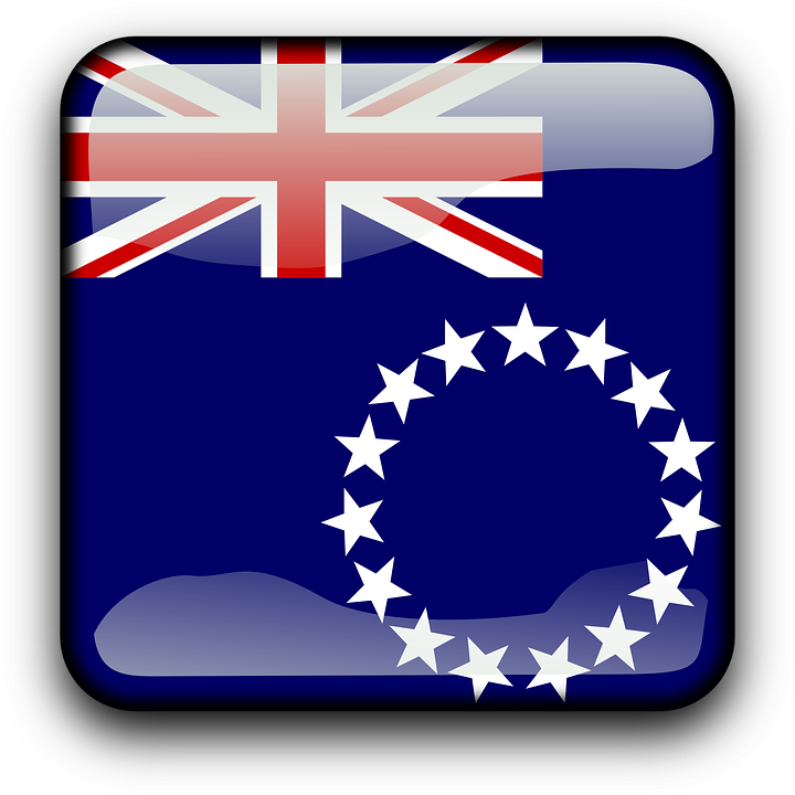 Cook Islands, Flag, Country, Nationality, Square