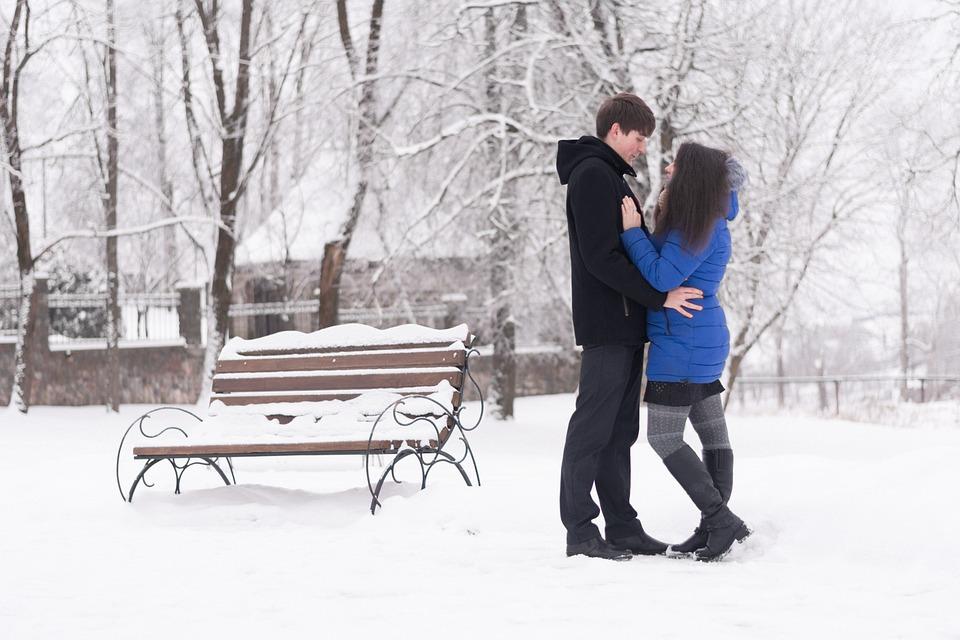 Couple, Love, Love Story, Tenderness, Closeness, Man