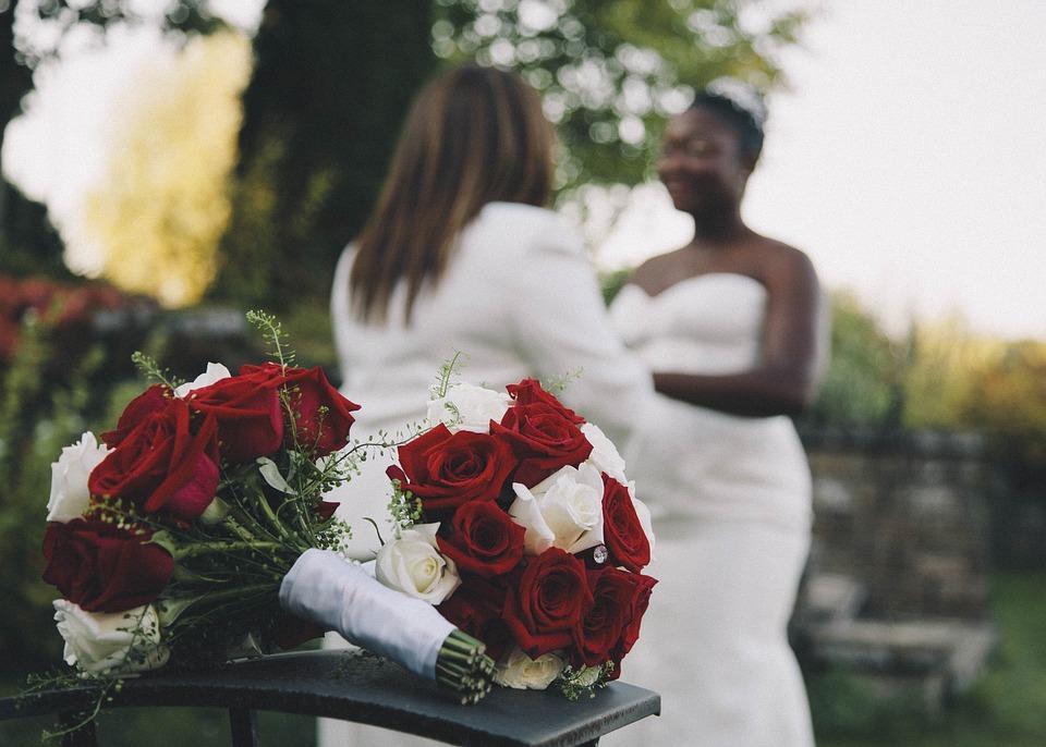 Wedding, Same Sex, Same-sex, Love, Couple, Relationship