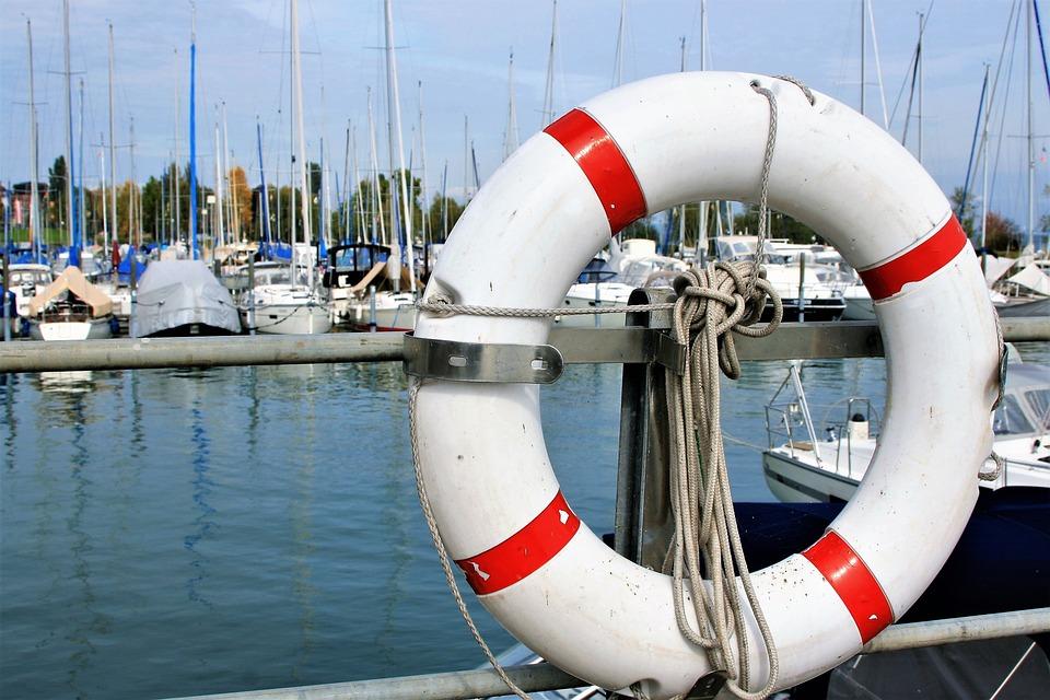 Marina, Lake, Bodensee, Sailboats, The Mast, Cove