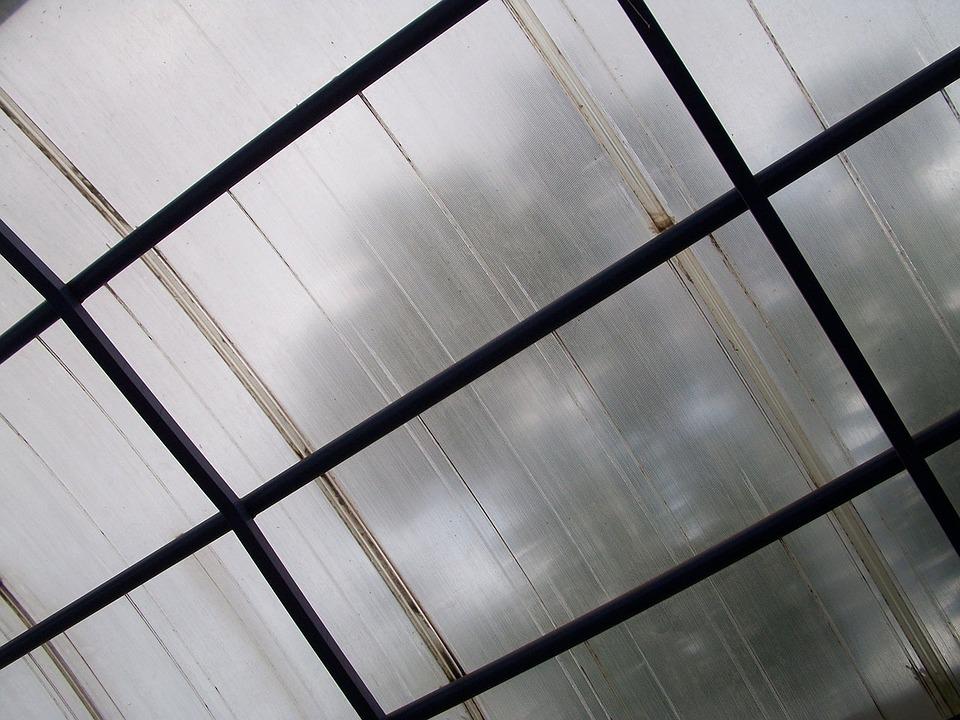 Cover, Structure, Translucent, Steel, Framework