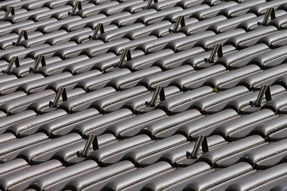 Roof Tiles, Roof, Covered, Tile, Roof Shingles