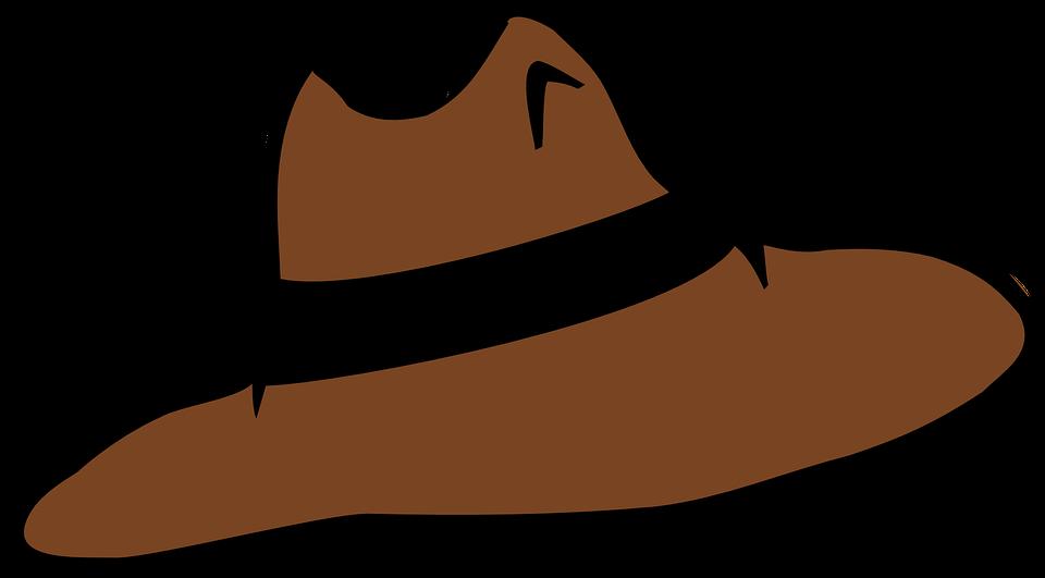 Hat, Brown, Clothing, Cowboy, Headgear