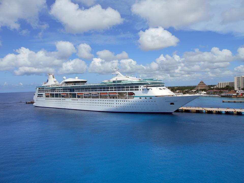 Vision The Seas, Cozumel, Cruise Ship, Ship, Travel
