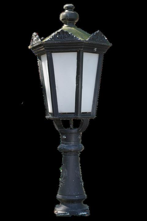 Lamp, Road, Cozy, Architecture
