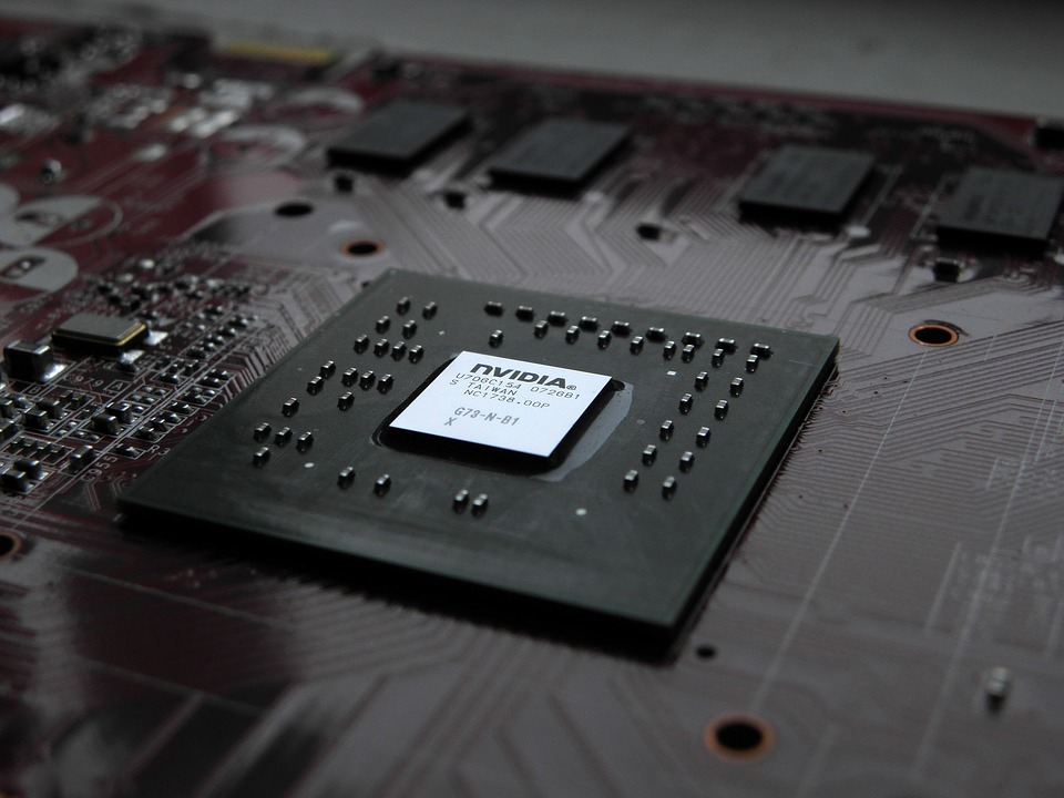Technology, Industry, Computer, Cpu