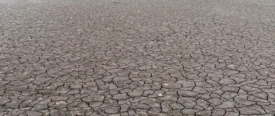 Background, Texture, Drought, Climate Change, Cracks