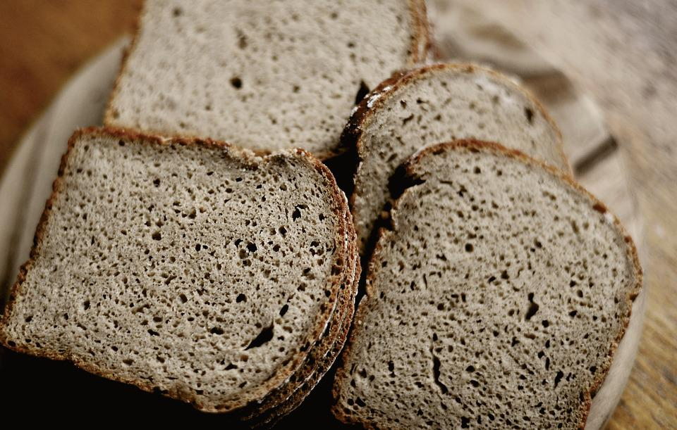 Bread, Rye Bread, Bakery, Bake, Food, Craft, Taste, Eat
