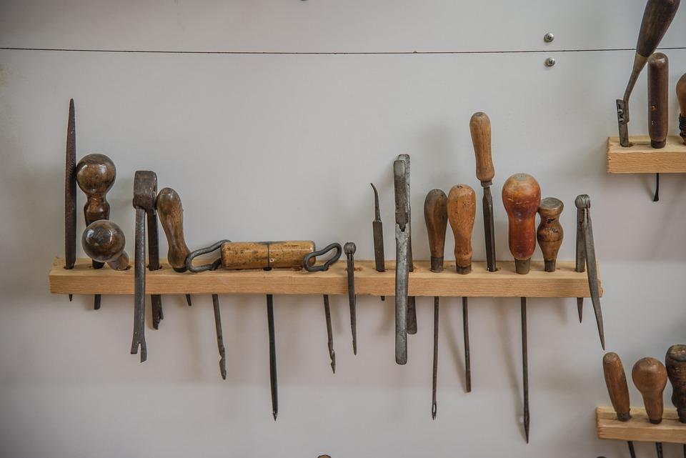 Tool, Work Bench, Craft, Craftsmen, Pliers, Hammer