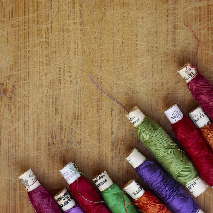 Knit, Sewing, Handiwork, Craft, Hobby, Fingers, String