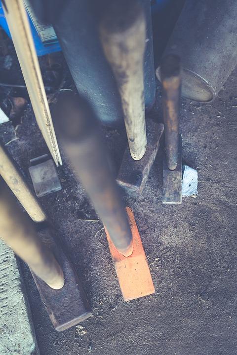Workshop, Hammer, Tool, Craft, Work, Metal, Iron