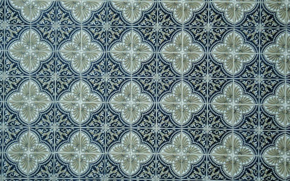 Tiles, Pattern, Mosaic, Decorative, Geometrical, Craft