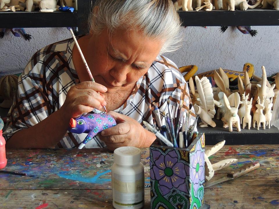 Women, Worker, Craftswoman, Person, Care, Detail