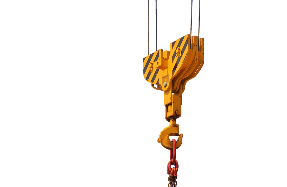 Crane, Baukran, Load Crane, Crane Arm, Lift Loads