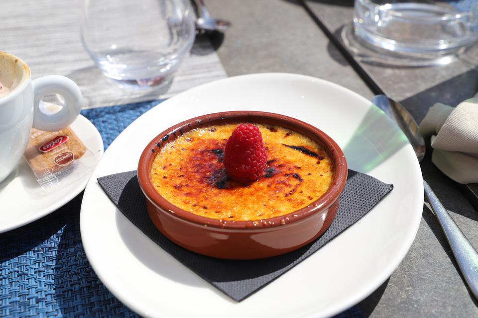 Mat, Plate, Spoon, Epicure, Cream, Hottest, Delicious