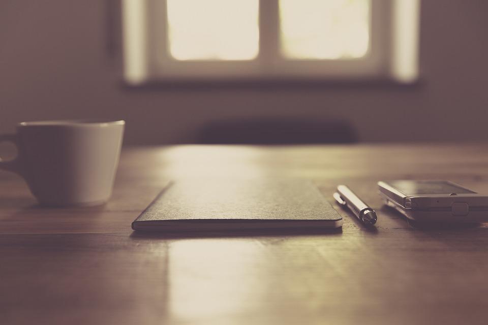 Office, Creative, Coffee, Designer, Desktop, Paper, Pen