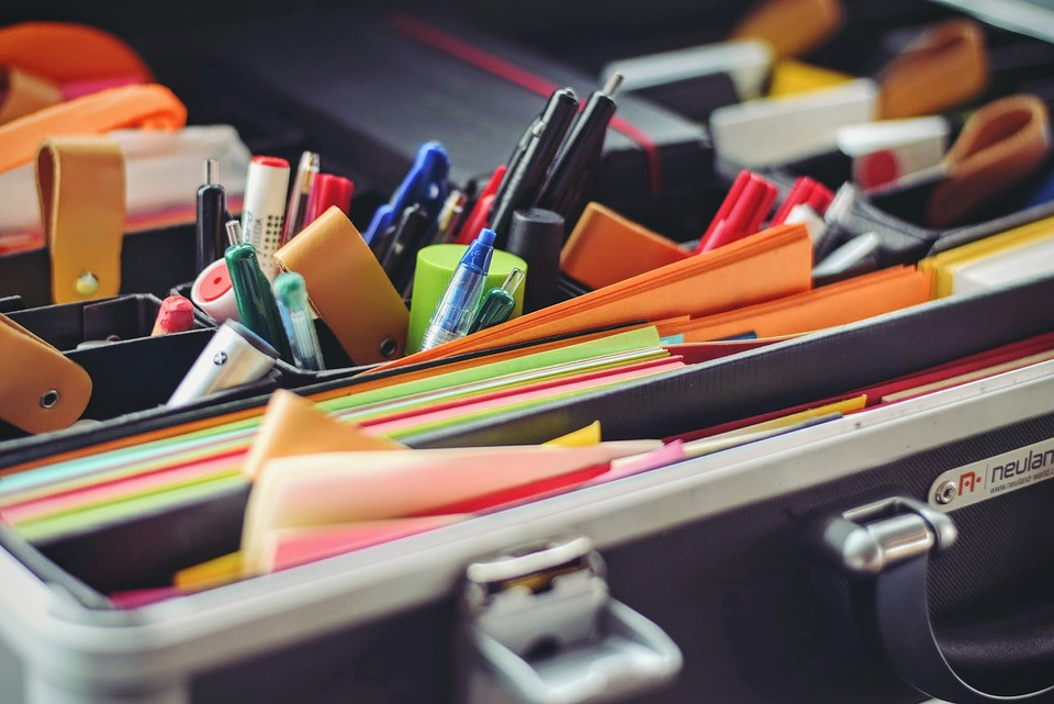 Bag, Pen, Business, Creative, Pencil, Pocket, Corporate