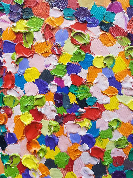 Colors, Painting, Art, Color, Artists, Creativity