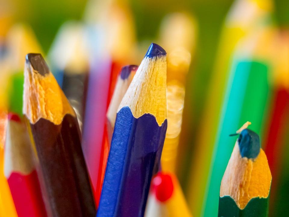 Color, Desktop, Color Pencils, Creativity, Draw